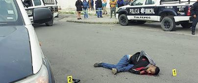 Policía le dio muerte a un asaltante