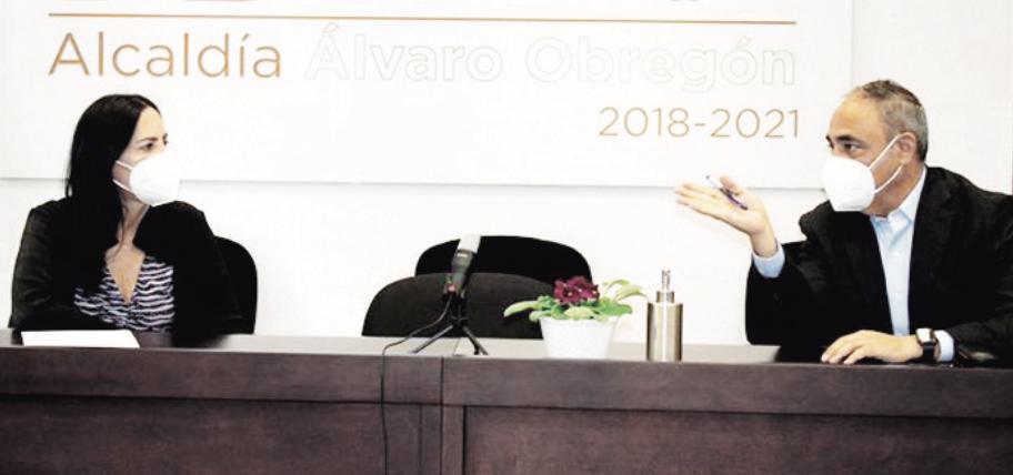 Esteva no entrega a Álvaro Obregón