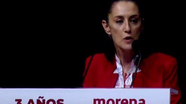 Estoy concentrada en la CDMX: Claudia Sheinbaum sobre candidatura presidencial