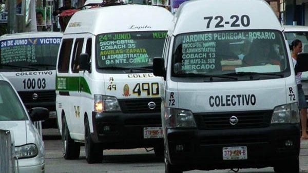 No habrá aumento en transporte en Edomex