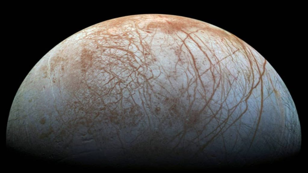 NASA: Empresa de Elon Musk explorará la luna de Júpiter