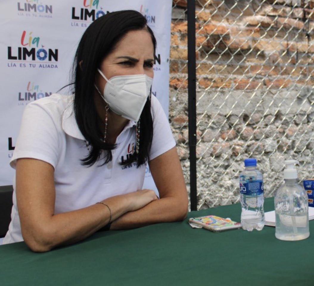 Lía Limón toma ventaja de niños con cáncer