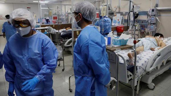 Planean reconversión de hospitales covid en CDMX