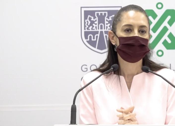 Revela Claudia Sheinbaum que fue espiada durante administración de Mancera