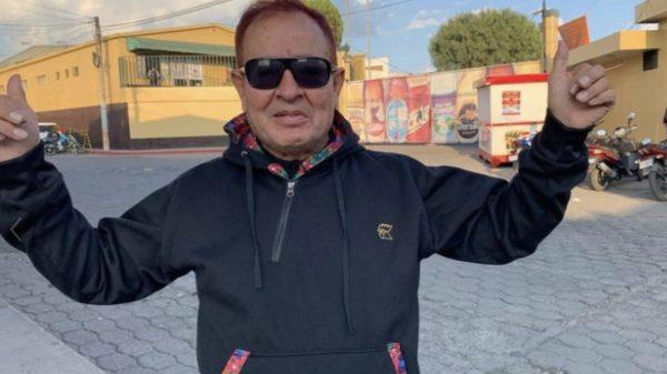 Intuban Sammy Pérez por Covid