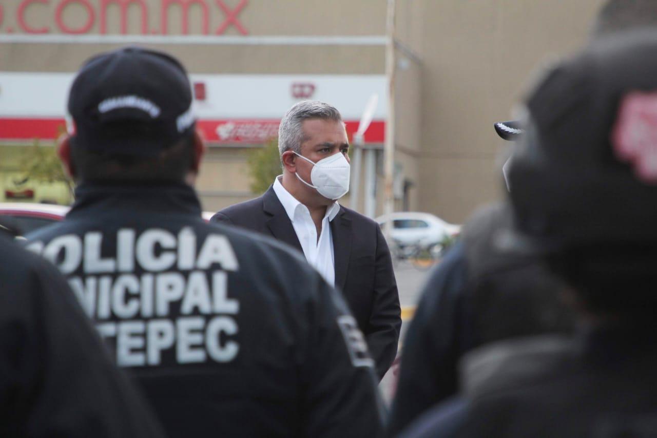 Mejora 8.6% la percepción de seguridad entre habitantes de Ecatepec
