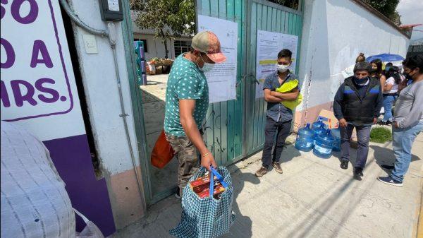 4T aumenta presupuesto para niños en Xochimilco