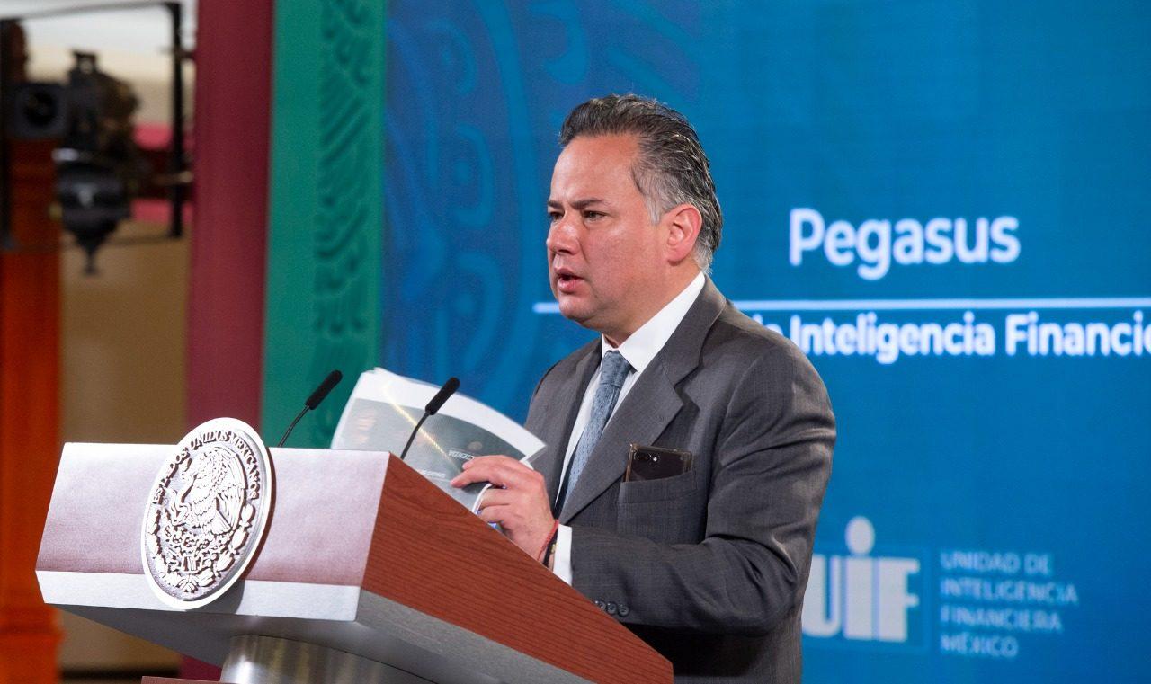 """UIF denunciará por uso de información confidencial en lista """"Los Maléficos"""""""