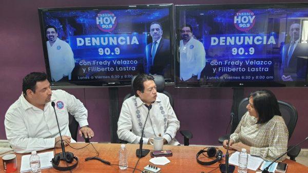 Grupo Cantón entrevista a Mario Delgado