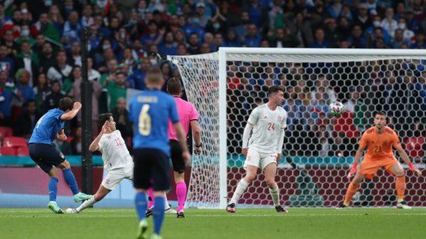 El partido entre ambas selecciones se disputó en el mítico estadio de Wembley, Inglaterra, en donde la Azurra venció en penales a la Furia Roja.