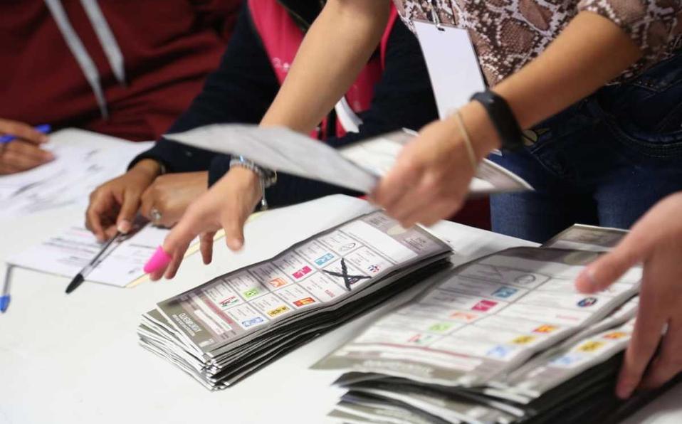 Recuentan votos en 37 casillas electorales de Xochimilco