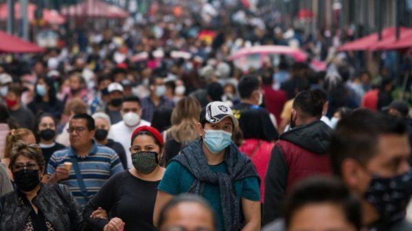México acumula 238 mil 595 decesos por COVID-19
