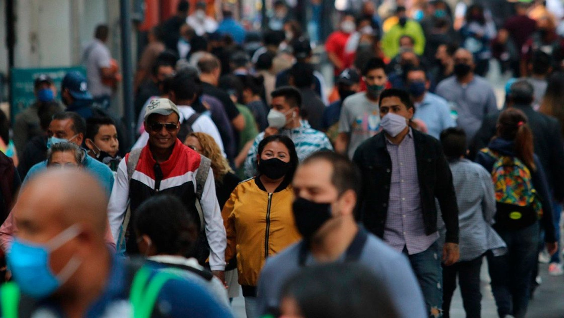 México acumula 236 mil 810 decesos por COVID-19