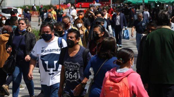 México acumula 237 mil 954 decesos por COVID-19