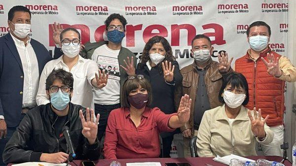 Concejales morenistas de la CDMX crean bloque cómo contrapeso a oposición.