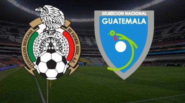 México podría enfrentar a Guatemala en Copa Oro a puerta cerrada