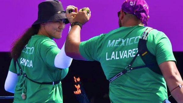 Bronce para México en tiro con arco