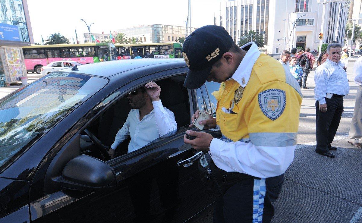 Más de cuatro millones de infracciones viales entre 2020 y 2021