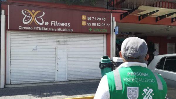 El cierre de negocios es en atención a diversas denuncias de al menos 10 alcaldías.