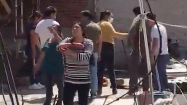 Video: Familia apalea hasta la muerte a su perro en Tlalnepantla
