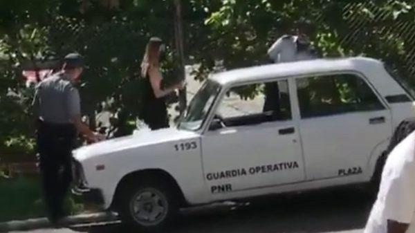 Youtuber cubana Dina Stars es detenida en transmisión en vivo