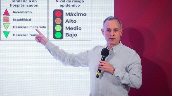 Cambiarían parámetros de medición del Semáforo de Riesgo Epidémico en México