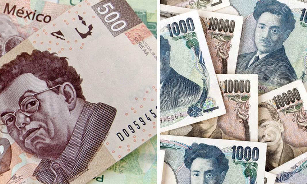Tokio 2020: ¿El peso mexicano vale más que un yen?
