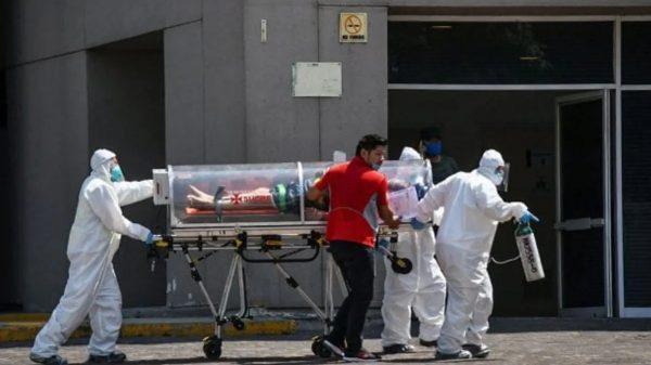 21 mil 250 nuevos contagios y 986 muertes por Covid-19 en México
