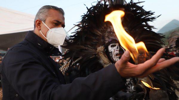 Ecatepec celebra festival cultural con motivo de los 500 años de Resistencia Indígena