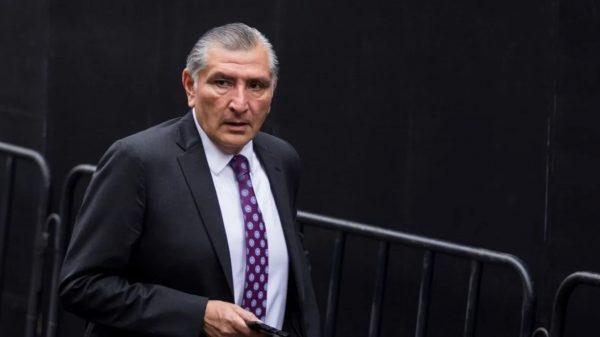 Actores políticos felicitan al nuevo secretario de gobernación, Adán Augusto