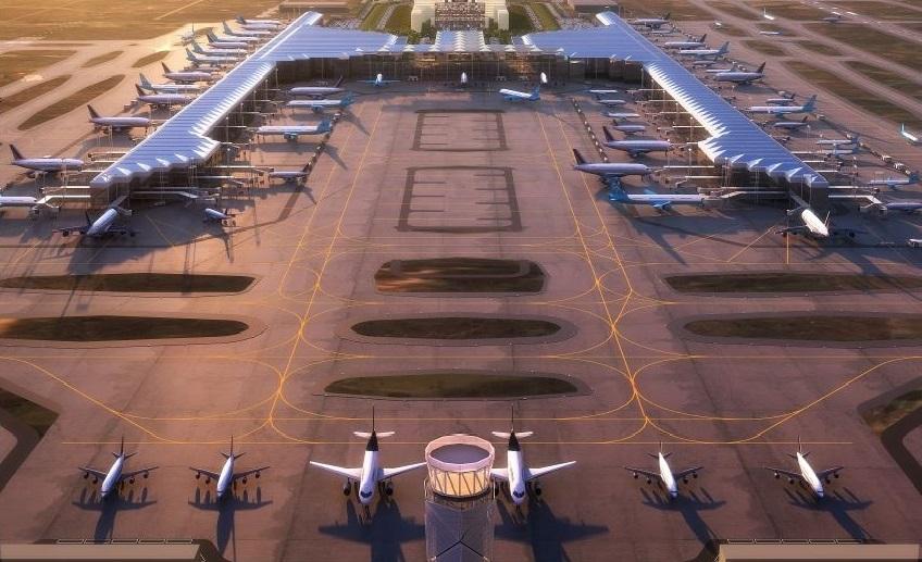 "Aeropuerto ""Felipe Ángeles"""