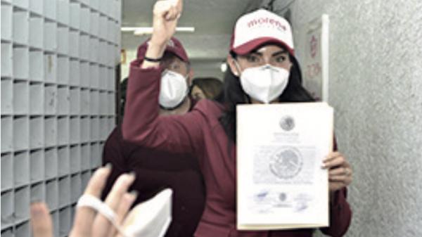 Vecinos de Azcapotzalco presentan amparo contra el TEPJCM