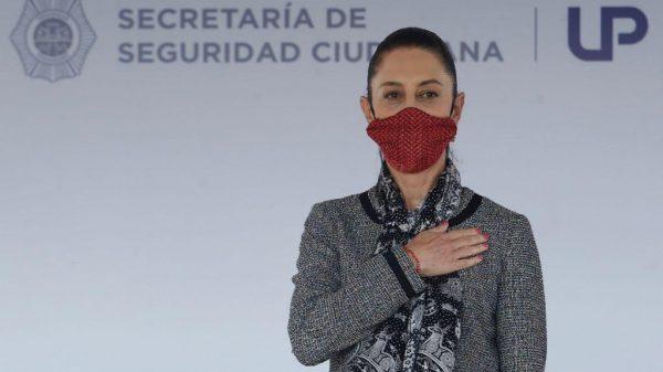 Celebra Claudia Sheinbaum desafuero de Mauricio Toledo