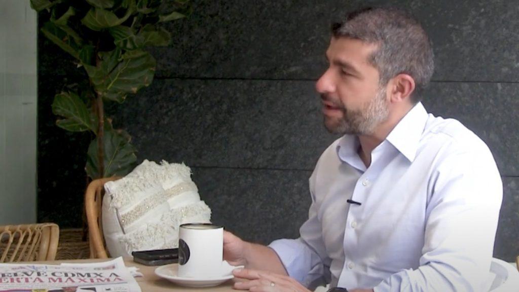 Entrevista   Requiere Mauricio Tabe mayor presupuesto para la Miguel Hidalgo