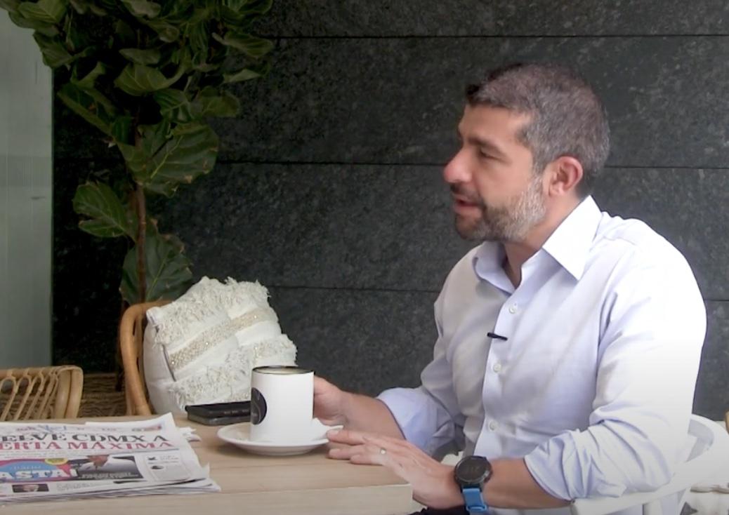 Entrevista | Requiere Mauricio Tabe mayor presupuesto para la Miguel Hidalgo