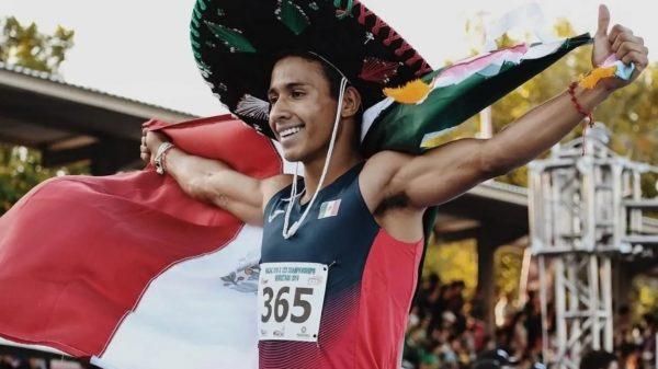Luis Avilés consigue medalla de plata en el Mundial de Atletismo
