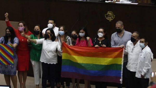 Matrimonio igualitario es aprobado por el Congreso de Yucatán