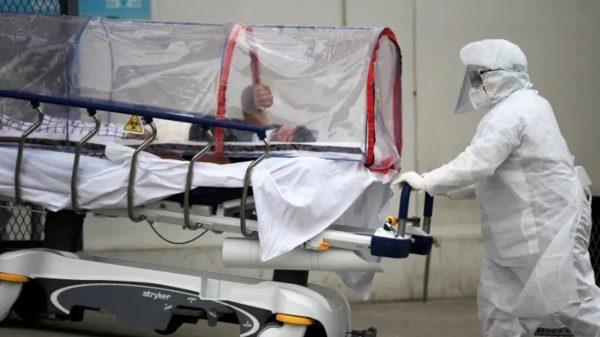 México registró 6 mil 543 nuevos contagios de Covid y 371 muertes