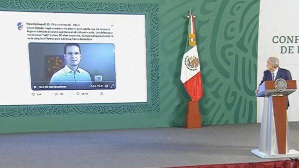 Ricardo Anaya recibe citatorio, AMLO niega injerencia