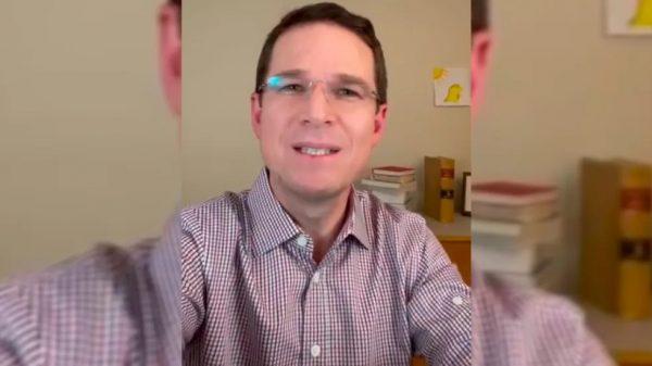 """Ricardo Anaya responde ante """"pruebas contundentes"""" de la FGR"""
