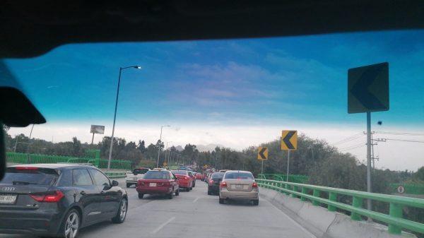 Siguen quejas por puente vehicular en Xochimilco