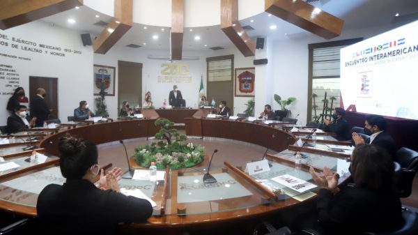 Ecatepec estrecha lazos con centroamérica para salvaguardar a 450 mil migrantes que cruzan por el municipio