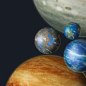 Descubren planetas similares a nuestro sistema solar