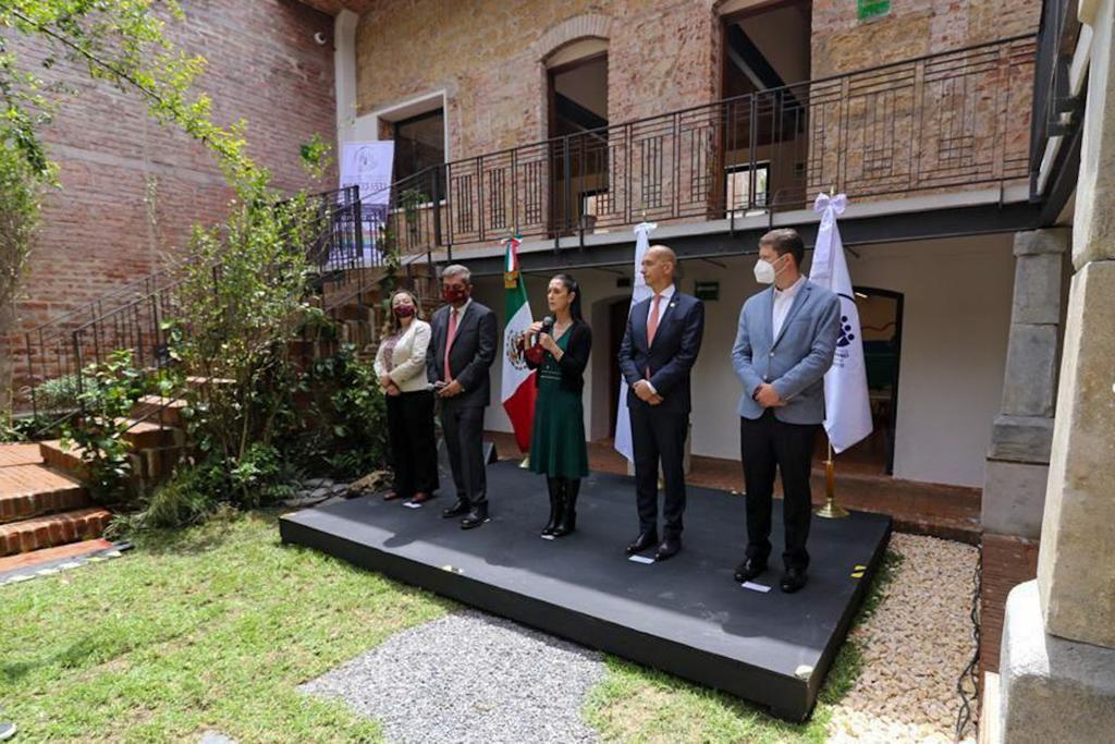 Inauguración del Consejo Ciudadano para la Seguridad y Justicia de la Ciudad de México