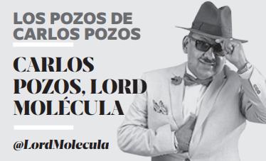 Lord Molécula columna