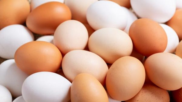 consumo del huevo